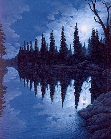 Amazing Art Drawings bởi Rob Gonsalves