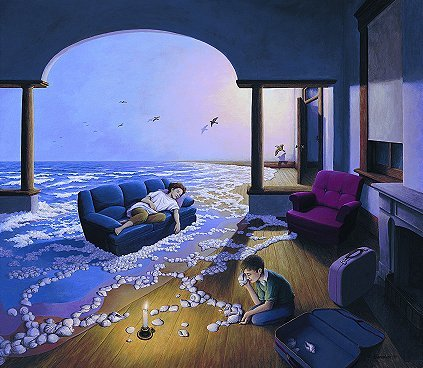 Amazing Art Drawings سے طرف کی Rob Gonsalves
