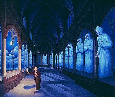 Amazing Art Drawings sejak Rob Gonsalves
