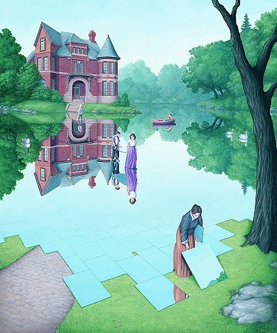 Amazing Art Drawings da Rob Gonsalves