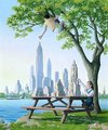 Amazing Art Drawings by Rob Gonsalves - unbelievable photo