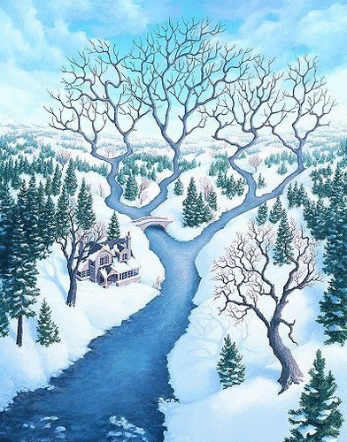 Amazing Art Drawings によって Rob Gonsalves