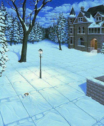Amazing Art Drawings por Rob Gonsalves