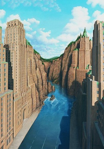Amazing Art Drawings door Rob Gonsalves