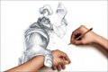 Amazing Interactive Drawings - unbelievable photo