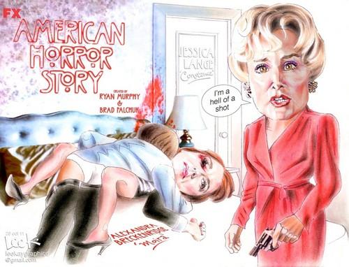 American Horror Story episode 3