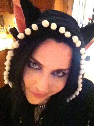 Amy Halloween 2011