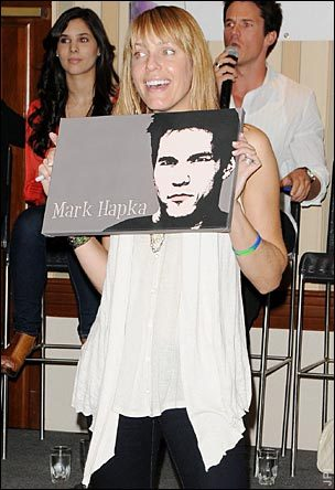 Days of Our Lives wallpaper probably with a portrait titled Arianne Zucker & Mark Hapka