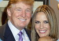 Arianne Zucker & Donald Trump