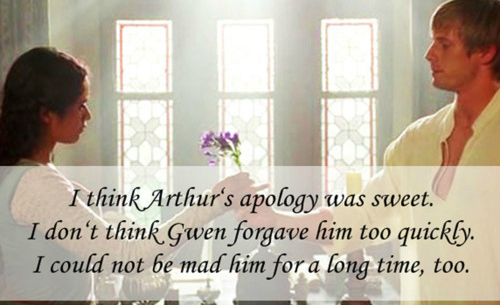 Arthur and Gwen Confession 2