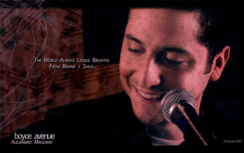 BA- alejandro - boyce-avenue Fan Art