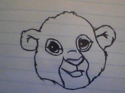 Baby Simba!