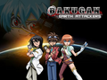 Bakugan: Earth Attackers - bakugan-battle-brawlers fan art