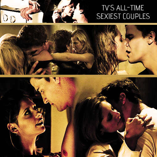 TV's All-time Sexiest Couple