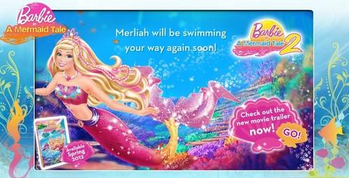 芭比娃娃 in a mermaid tale 2
