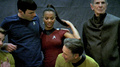 Behind the scenes - spock-and-uhura photo