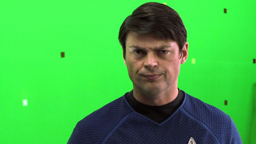 étoile, étoile, star Trek (2009) fond d'écran probably with a jersey entitled Behind the scenes