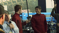 Behind the scenes - star-trek-2009 photo
