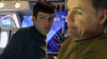 Behind the scenes - zachary-quintos-spock photo