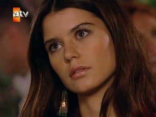 Actresses wallpaper containing a portrait entitled Beren Saat (Turkish actress)