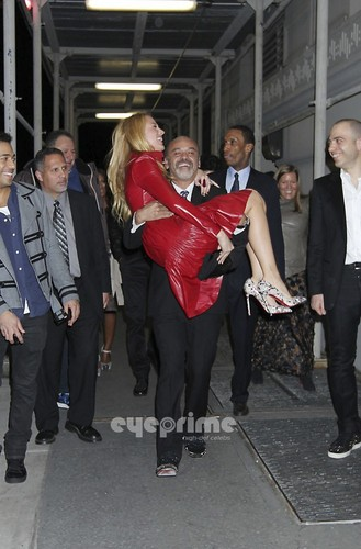 Blake Lively: Christian Louboutin Book Launch in New York, Nov 1
