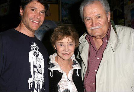 Bo & His Parents: Caroline & Victor