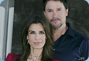 Days of Our Lives wallpaper possibly containing a portrait titled Bo & Hope