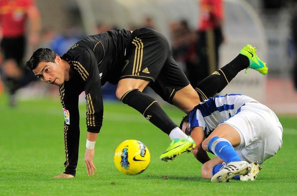 C. Ronaldo (Real Sociedad - Real Madrid)