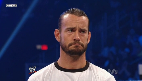 Image result for cm punk sad