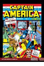 Captain America First avenger EDITION 1
