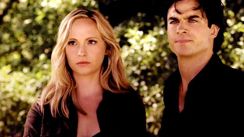 Caroline and Damon :)