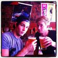 Casey Deidrick & Chandler Massey - days-of-our-lives photo