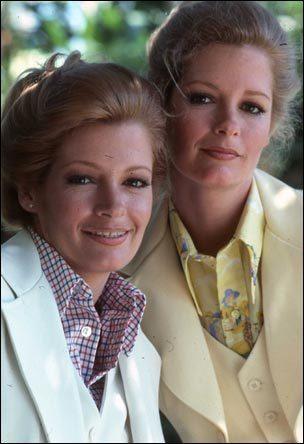 Samantha & Marlena Evans