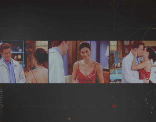 Chandler&Monica;