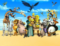 Characters of DreamWorks :D - dreamworks-animation photo