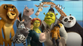 Characters of DreamWorks wallpaper - dreamworks-animation photo