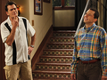 Charlie & Alan - two-and-a-half-men wallpaper