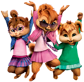 Chipettes <3!!!