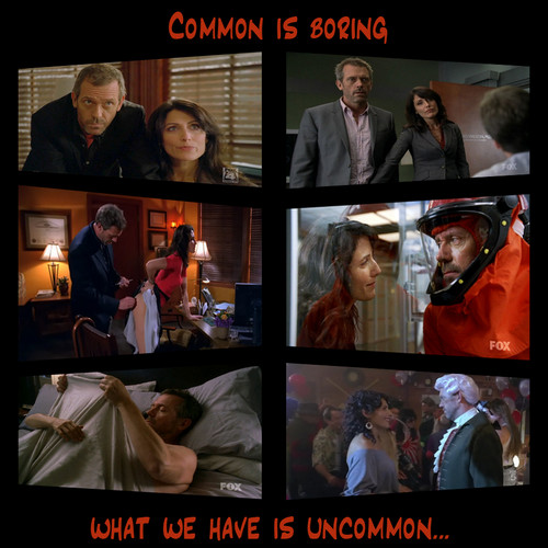 Huddy wallpaper probably with a stained glass window called Common is boring