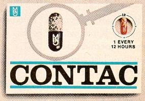 Contac capsules