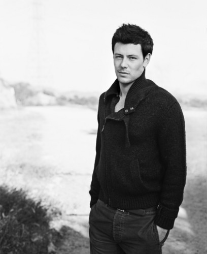 CoryMonteith Wonderland Magazine Photoshoot #1