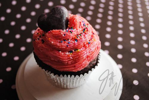 cupcake ~ ♥