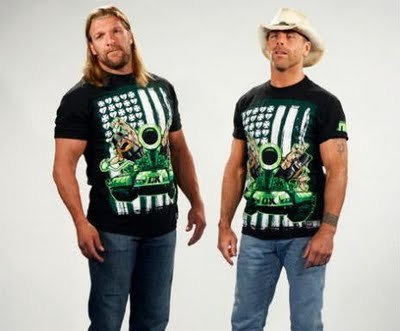 DX - professional-wrestling Photo