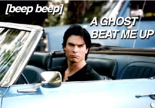 Damon LOL!!