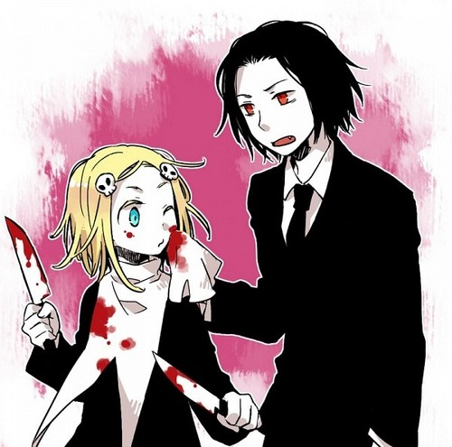 Lenore and Vampire Ragamuffin
