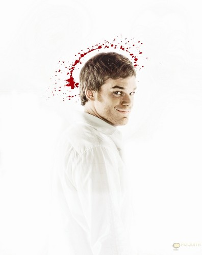 Dexter wallpaper entitled Dexter - Season 6 - Cast Promotional Photo HQ - Michael C Hall