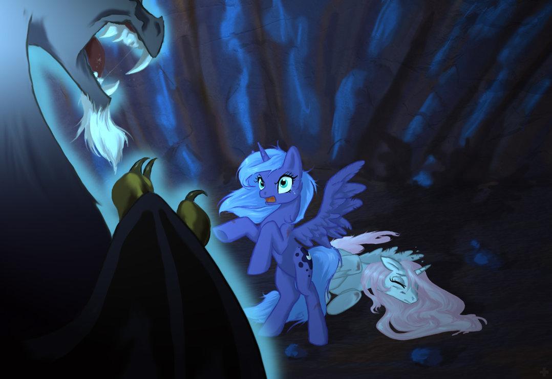 Discord vs. Princess