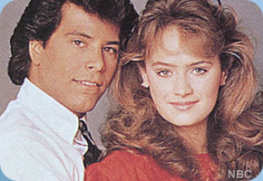 Days of Our Lives wallpaper with a portrait entitled Melissa & Pete