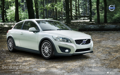 edward cullen images edward's volvo car in breaking dawn hd