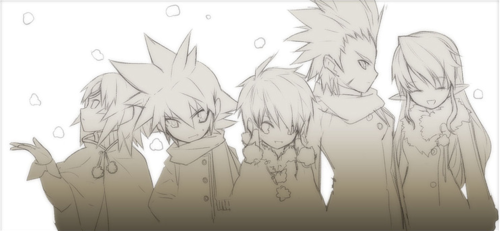 Elsword group (no chung in this :/)